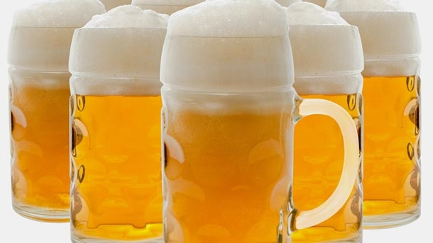 Quiz: Kennen Sie den Bierslogan?. Kennen Sie sich aus mit Bierslogans? (Quelle: Thinkstock by Getty-Images)