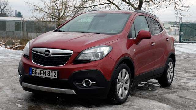 opel mokka im test so gut ist der turbo benziner. Black Bedroom Furniture Sets. Home Design Ideas