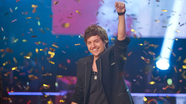 """""""The Voice""""-Finale: Nick Howard zeigte sich """"Unbreakable"""". """"The Voice of Germany"""": Nick Howard hat gewonnen. (Quelle: dpa)"""