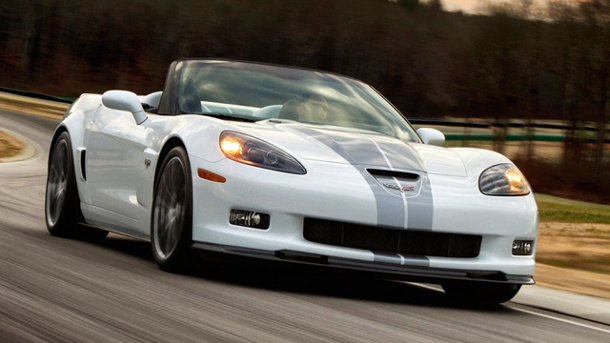 Corvette 427er Collector's Edition: Dickes Ende. Corvette 427er Collector's Edition (Quelle: Press Inform)