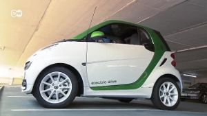 In der Praxis: Smart electric drive (Screenshot: Deutsche Welle)