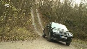 Facelift für Land Rover Freelander (Screenshot: Deutsche Welle)
