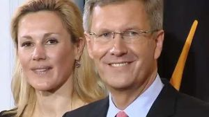 Ehe-Aus bei Christian und Bettina Wulff. (Screenshot: Reuters)