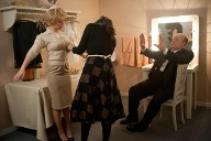 """Anthony Hopkins in """"Hitchcock"""" (Quelle: 20th Century Fox)"""