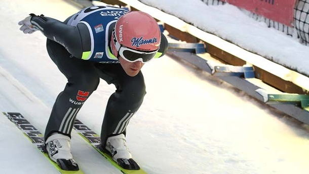 Skispringen: DSV-Adler in Sapporo chancenlos. Severin Freund (Quelle: imago/GEPA pictures)