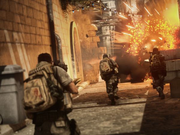 Battlefield 3: Aftermath Add-on von EA zum Ego-Shooter für PC, PS3 und Xbox 360 (Quelle: Electronic Arts)