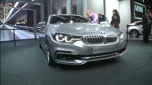 Der neue BMW 4er Coupé (Screenshot: Zoomin)