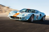 Ford GT 40 (Quelle: classic-car-tax)