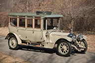 "Rolls-Royce Silver Ghost  ""The Corgi""  (Quelle: classic-car-tax)"