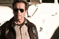 "Action-Opas: Arnold Schwarzenegger in ""The Last Stand"" (Quelle: Fox)"