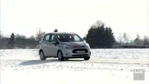 ADAC-Test: Ford B-Max (Screenshot: ADAC)