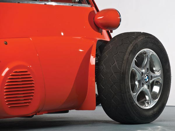 Isetta-Dragster (Quelle: RM Auctions)