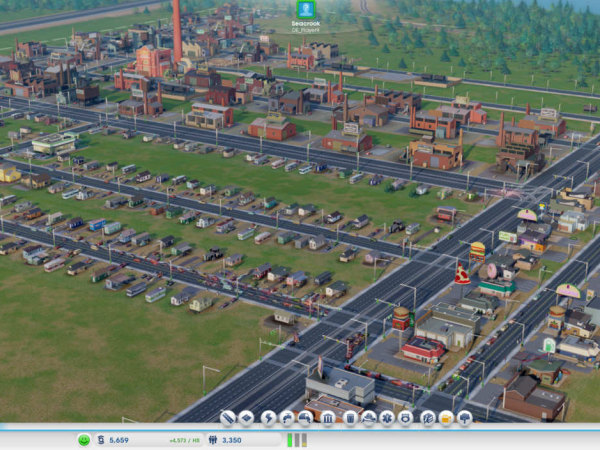SimCity (Quelle: Electronic Arts)