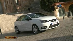 Seat Ibiza Cupra im Test (Screenshot: Car News)