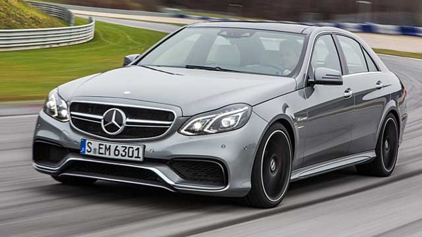 mercedes e 63 amg s 4matic autotest: donnerkeil mit 585 ps