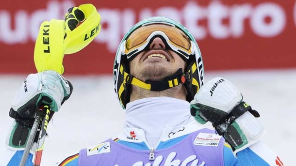 Ski-WM in Schladming: Felix Neureuther holt Silber. Felix Neureuther (Quelle: dpa)