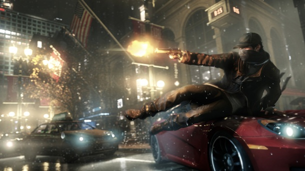 Gamescom 2013: Die Highlights der Spielemesse. Watch Dogs (Quelle: Ubisoft)