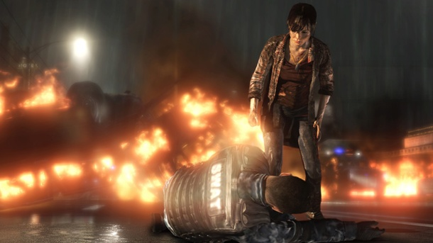 Beyond: Two Souls wird anders als Heavy Rain. Beyond: Two Souls (Quelle: Quantic Dreams)