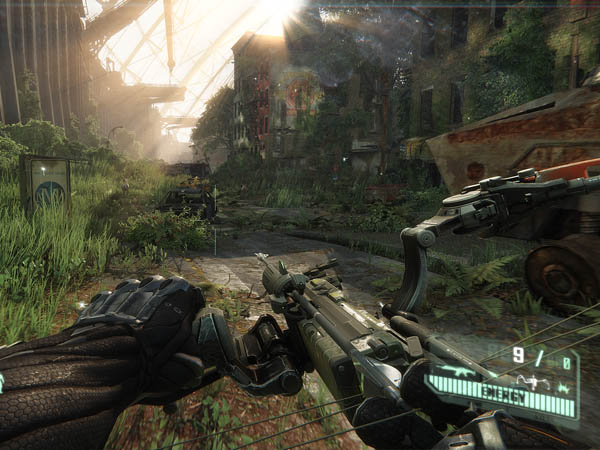 Crysis 3 (Quelle: Electronic Arts)