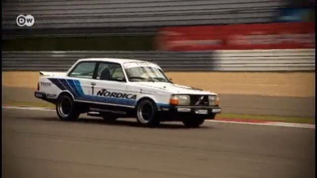 Volvo 240T Tourenwagen (Screenshot: Deutsche Welle)