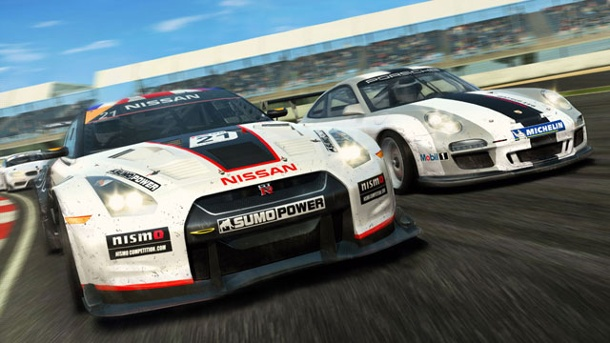 Real Racing 3: EA spendiert dem iOS-Racer Multiplayer-Echtzeit-Rennen. Real Racing 3 (Quelle: EA)