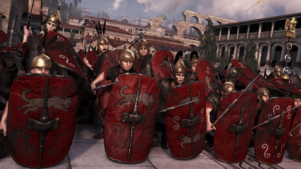 Total War: Rome 2: Zweiter Patch bald bereits als Beta-Version. Total War: Rome 2 (Quelle: Sega)