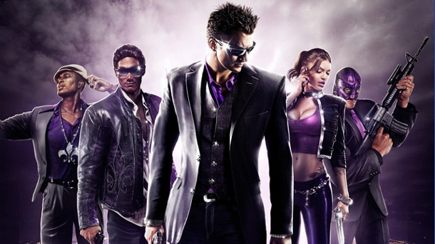 Saints Row 4: Enthüllung diesen Monat, Release im August? . Saints Row: The Third (Quelle: THQ)