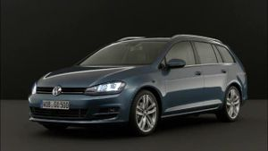 VW Golf VII Variant (Screenshot: Volkswagen)