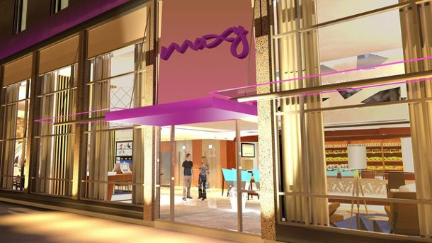 Moxy Hotels: Ikea und Marriott starten Billighotelkette. Ikea und Marriott starten Billighotelkette. (Quelle: Marriott International)
