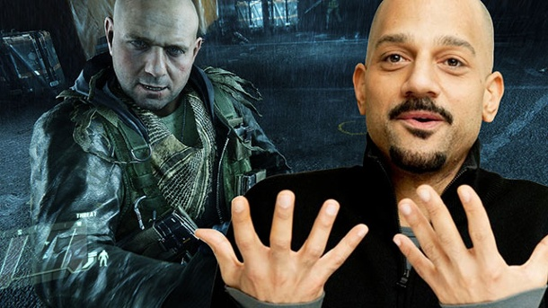 "Crysis 3: Interview mit ""7 Wunder""-Regisseur Albert Hughes. Hollywood- Regisseur Albert Hughes (Quelle: Medienagentur plassma, Crytek)"