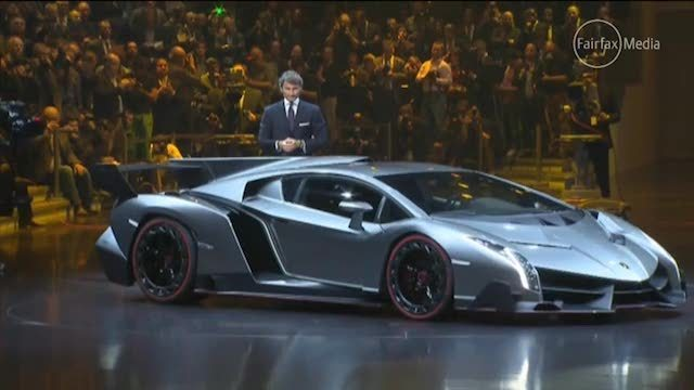 Lamborghini Veneno für 3,5 Mio. Euro (Screenshot: Bitprojects)