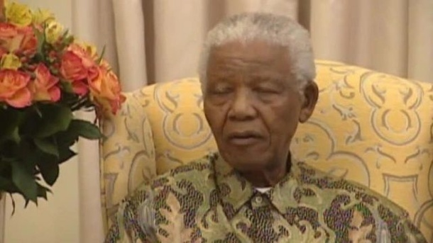 Nelson Mandela in Krankenhaus (Screenshot: Bitrpojects)
