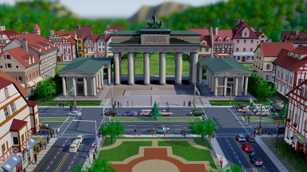 Sim City 5: Maxis bringt Vergnügungspark-DLC. Sim City 5 (Quelle: Electronic Arts)