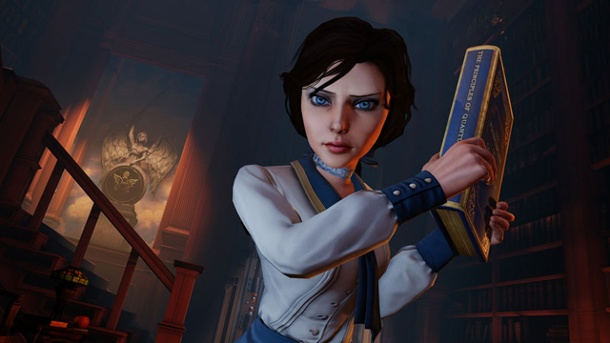 Bioshock Infinite: Launch-Trailer ist da. Bioshock: Infinite (Quelle: 2K Games)