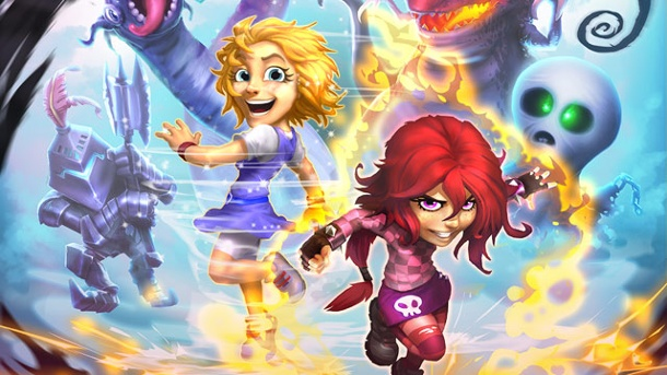 Giana Sisters: Twisted Dreams - So gut ist das Indie-Jump'n'Run für PC, Xbox 360. Giana Sisters (Quelle: Black Forest Games)