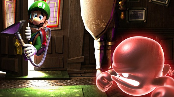 Luigis Mansion 2: Test des Action-Adventures für Nintendo 3DS. Luigis Mansion 2 - Action-Adventure für Nintendo 3DS (Quelle: Nintendo)