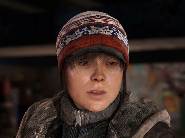Beyond: Two Souls (Quelle: Quantic Dreams)
