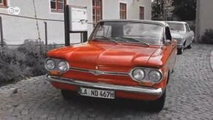 Mit Stil: Chevrolet Corvair (Screenshot: Deutsche Welle)
