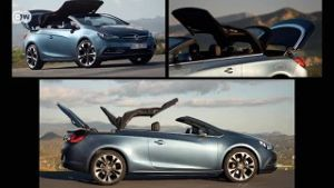 Opel Cascada (Screenshot: Deutsche Welle)