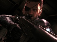Metal Gear Solid: The Phantom Pain Actionspiel von Konami für PS3, PS4, Xbox One und Xbox 360 (Quelle: Konami)