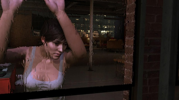 Heavy Rain: Microsoft lehnte PS3-Game von Quantic Dream ab. Heavy Rain von Quantic Dream für PS3. (Quelle: Sony)
