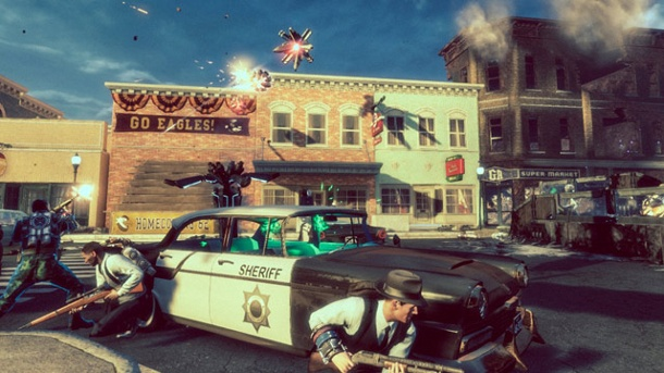 The Bureau: Xcom Declassified - XCOM-Shooter angekündigt. The Bureau: XCOM Declassified (Quelle: 2K Games)