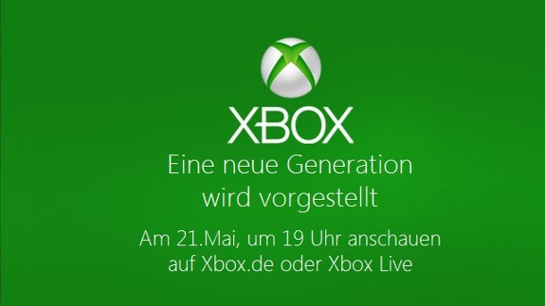 "Microsoft Xbox 720: ""Always on""-Funktion flexibel einsetzbar. Xbox 720 (Quelle: Microsoft)"