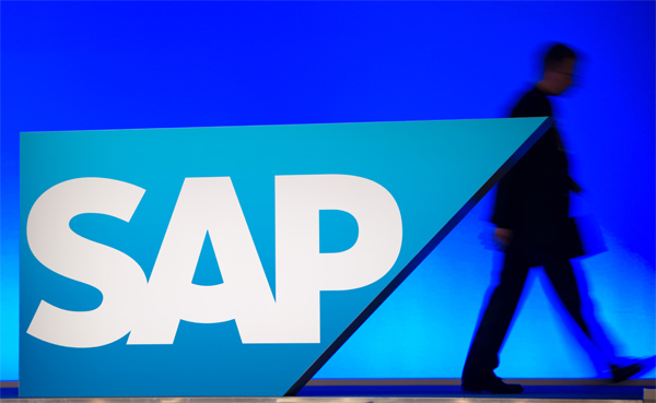 Platz 3: SAP AG (Quelle: n-tv)