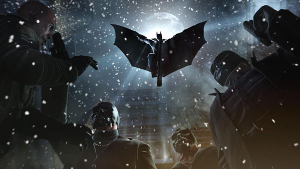 "Screenshot ""Batman: Arkham Origins"" (Quelle: Warner Bros.)"