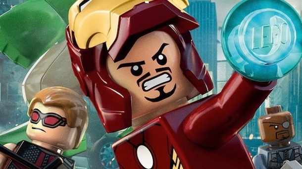 Vorschau zum Action-Adventure Lego Marvel Super Heroes: Die Superhelden stürmen Legoland. Lego Marvel Super Heroes Action-Adventure von WArner Bros für PC, PS3, Xbox 360, Wii U, PS Vita (Quelle: Warner Bros. Interactive Entertainment)