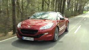 Peugeot hübscht den RCZ auf (Screenshot: United Pictures)