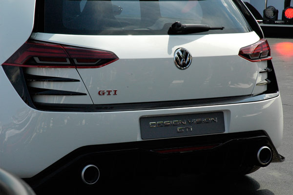 VW Golf GTI Vision vom Wörthersee (Quelle: Timo Buerger)