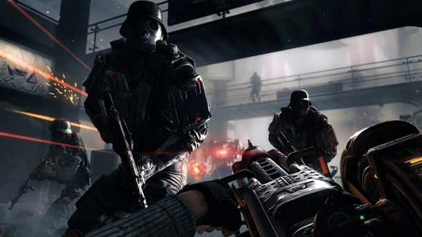Wolfenstein: The New Order - Release-Termin vorverlegt. Wolfenstein: The New Order von Machinegames und Bethesda (Quelle: Bethesda)