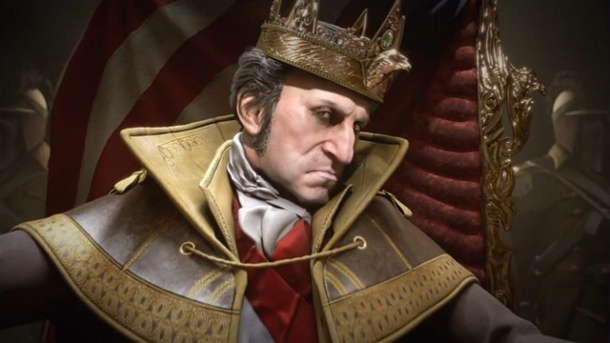 Assassin's Creed 3 und Far Cry 3 bescheren Ubisoft schwarze Zahlen. Assassin's Creed 3: Die Tyrannei von König George Washington (Quelle: Ubisoft)